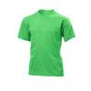 Stedman-ST2200-Laste-Puuvillane-T-Särk-BKellyGreen-roheline-O-kaelusega