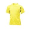 Stedman-ST2200-Laste-Puuvillane-T-Särk-Yellow-kollane-O-kaelusega