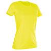 STEDMAN-ST8100-naiste-t-särk-body-fit-sport-neoon-kollane-cyber-yellow-trükk-logo-firma