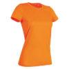 STEDMAN-ST8100-naiste-t-särk-body-fit-sport-oranz-cyber-orange