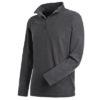 stedman-st5020-meeste-pool-lukuga-fliis-fleece-pulloveer-half-zip-hall-grey-steel-logo-tikkand