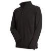 stedman-st5020-meeste-pool-lukuga-fliis-fleece-pulloveer-half-zip-must-black-opal-tikkand