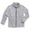 stedman-st5850-meeste-fliis-kootud-jakk-fleece-knitted-hele-hall-light-grey-melange