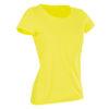 stedman-st8700-naiste-t-sark-poluester-o-kaelus-cyber-yellow-kollane-oma-nimega