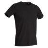 stedman-st9610-meeste-t-sark-body-fit-v-kaelus-neck-clive-black-opal-must-logo-trukk