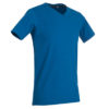 stedman-st9610-meeste-t-sark-body-fit-v-kaelus-neck-clive-king-blue-sinine-oma-nimega