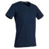stedman-st9610-meeste-t-sark-body-fit-v-kaelus-neck-clive-marina-blue-meresinine-tikand