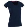 stedman-st9710-naiste-t-sark-v-kaelus-neck-body-fit-claire-marina-blue-mere-sinine-tikand