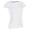 stedman-st9710-naiste-t-sark-v-kaelus-neck-body-fit-claire-white-valge-trukk-logo