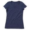 stedman-st9900-naiste-t-sark-shirt-navy-heather-tumesinine-lisa-trukk-oma-nimi
