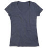 stedman-st9910-naiste-t-sark-v-kaelus-neck-lisa-charcoal-heather-tume-hall-kuumkile-trukk