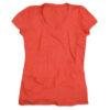 stedman-st9910-naiste-t-sark-v-kaelus-neck-pumkin-heather-oranz-lisa-oma-nimega