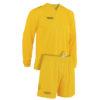 PANZERI_BASIC(P-D)-v-neck-kaelus-set-komplekt-pikkadekäistega-long-sleeves-lühikesed-püksid-yellow-kollane_nimi_ja_number
