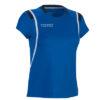 PANZERI_PREMIER(B)-lühikeste-käistega-naiste-särk-woman-cap.sleeves-shirt-royal-blue-kuninglik-sinine-navy-blue-kuninglik-sinine-navi-sinine_embleemiga