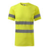 1v9_t-särk_helkur-riba_high-visibility_HI-VIS_workwear_tööriietus_neoon_kollane_yellow_trükk_tikand_enda-logoga