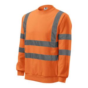 4v6_helkuriga_pusa_dressikas_high-visibility_HI-VIS_workwear_tööriietus_neoon_orange_oranz_trükk_tikand_enda-logoga_kuumkile_trükk