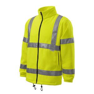 5v1_fliis_lukuga_jakk_high-visibility_HI-VIS_workwear_tööriietus_neoon_kollane_yellow_trükk_tikand_enda-logoga_helkur_oma_nimega