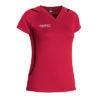 TALLINN (B)-liibuv-käistega-spordipluus-naistele-red-black-punane-must-trükiga
