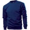 STEDMAN-ST4000-sweatshirt-unisex-pluus-navy-blue-tume-sinine-trükk