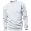 STEDMAN-ST4000-sweatshirt-unisex-pluus-valge-white-trükk