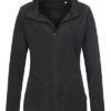 STEDMAN-ST5100-naiste-fliis-jakk-fleece-jacket-must-black-opal