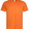 Stedman-ST2000-Unisex-Puuvillane-T-Särk-Orange-oranž-trükiga