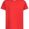 Stedman-ST2220-Laste-O-kaelusega-t-särk-organic-scarlet-red-SRE